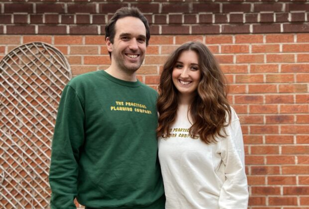 Benjamin and Jodie Heginbotham, The Practical Planning Company