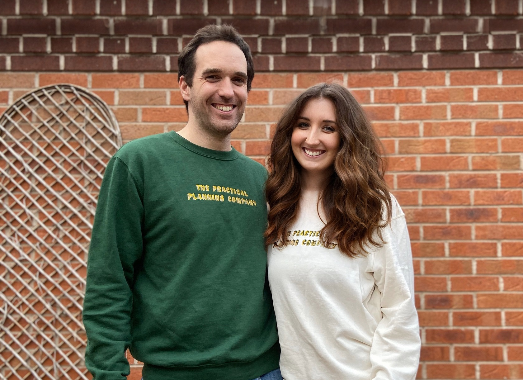 Benjamin and Jodie Heginbotham, The Practical Planning Company